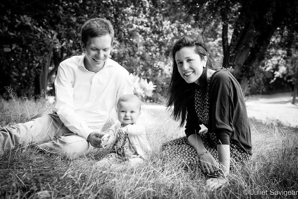 Family Portrait Photography - Kenwood House