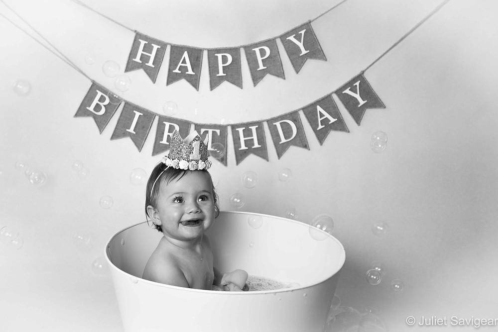 Splash! First Birthday Photography, Balham