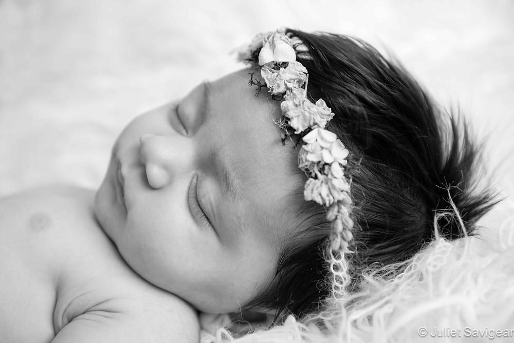 Flower Girl - Baby Photography, Ealing