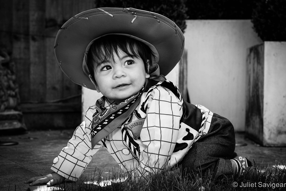 Off Around The Ranch - Children's Photography, Wandsworth