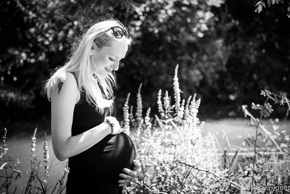 In The Sunshine - Maternity Photography, Battersea