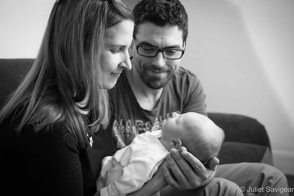 Family Portrait - Baby Photography - Thornton Heath