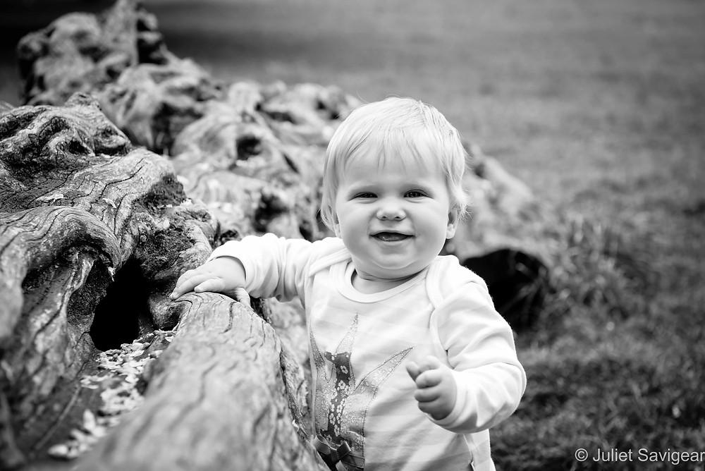 Baby explorer