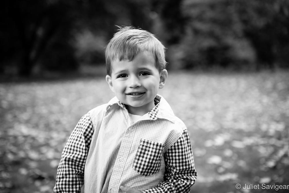 Children's Photography - Southwark Park, London