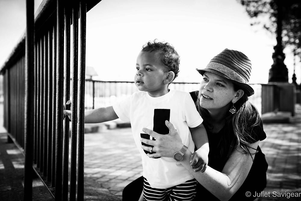 Along The Thames - Family Photographer, London