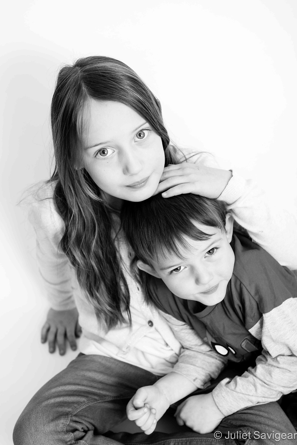 Brother & Sister - Children's Photography, Furzedown