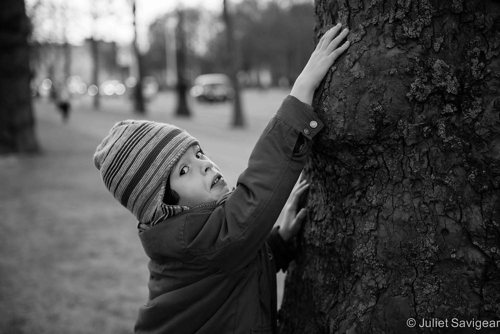 Climbing - Children's Photographer, London