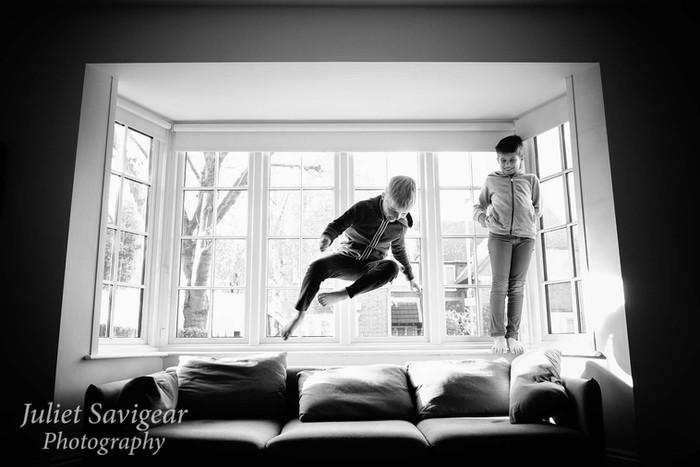 Gardening, Games & Gambols - Family Photo Shoot - Wandsworth