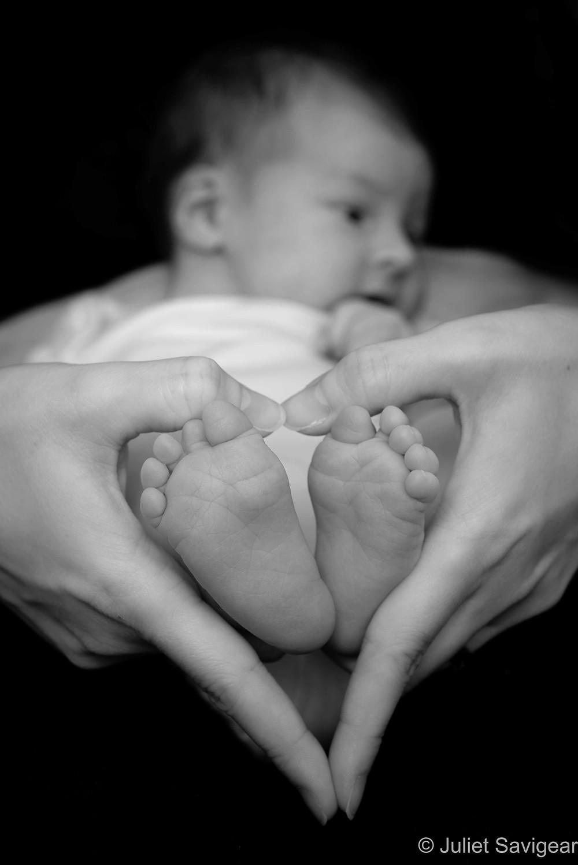 I heart baby feet