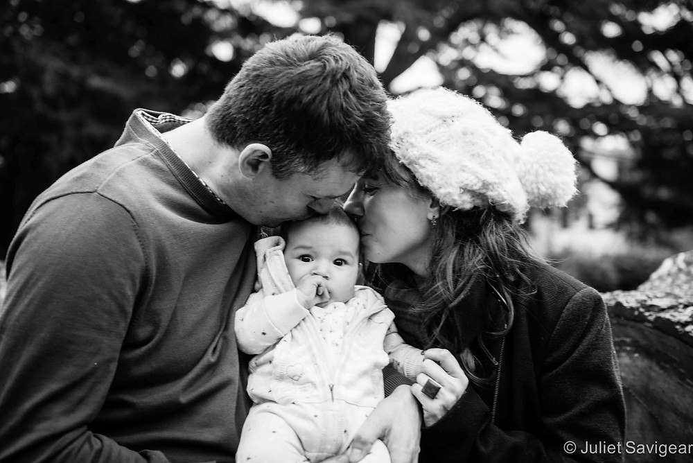 Kisses For Baby - Baby & Family Photography, Norbury