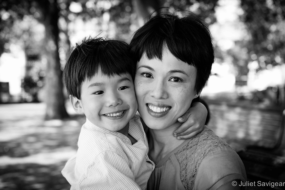 Hugs With Mummy - Family Photography, Wapping, London