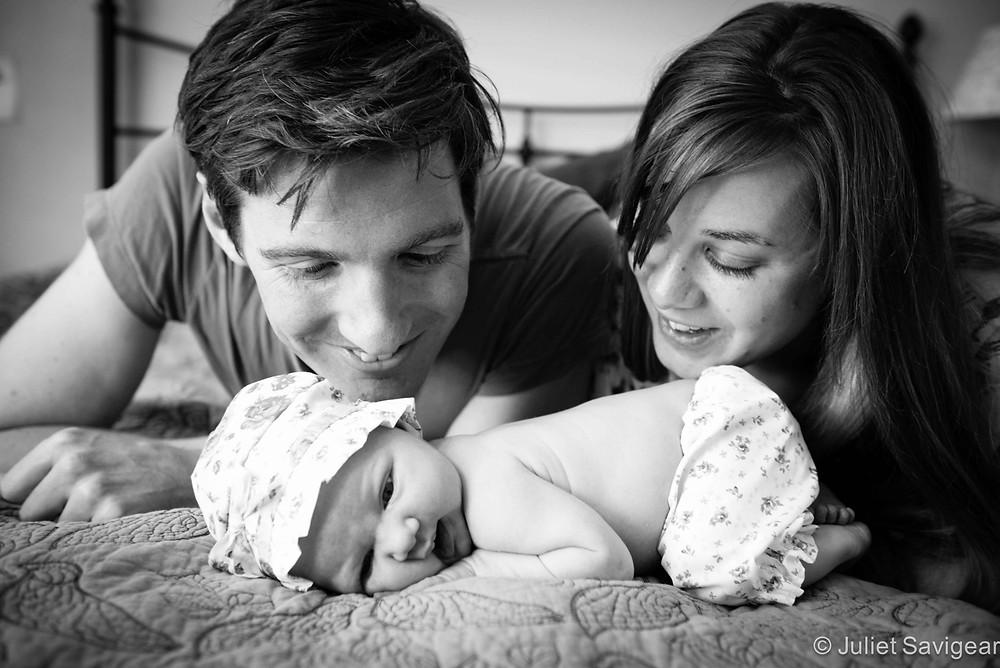 Happy Family - Newborn Baby & Family Photography, Barnes