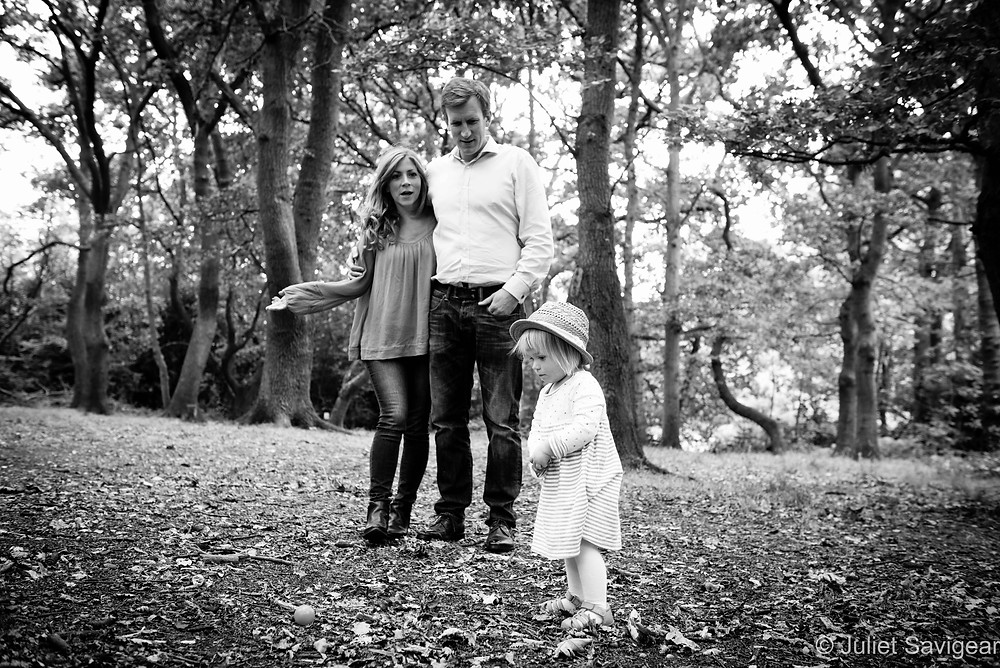 Where's It Gone? Family Photography, The Rookery, Streatham Common