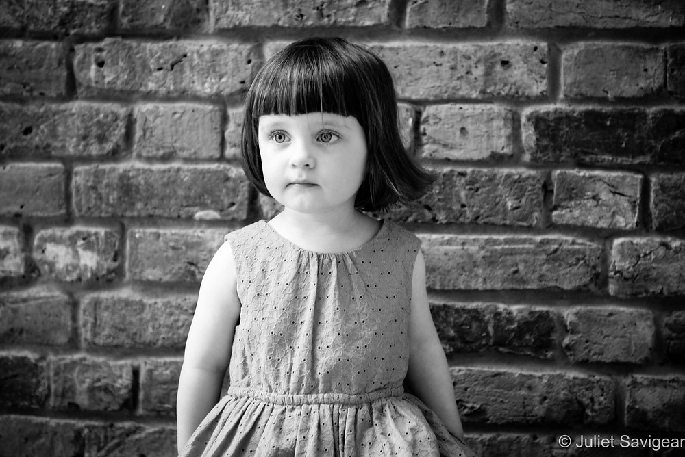 Little Girl - Children's Photography, Wimbledon