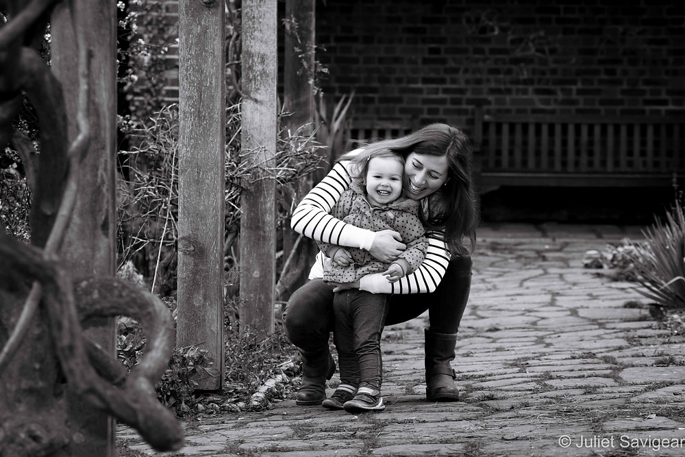 Giggles - Maternity Photography - Brockwell Park