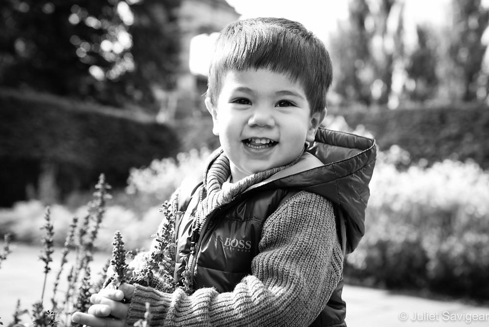 Lavender - Children's Photography, Holland Park