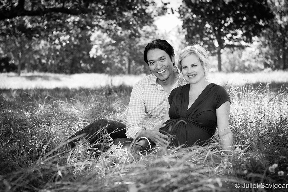 Maternity Photography - Clapham Common