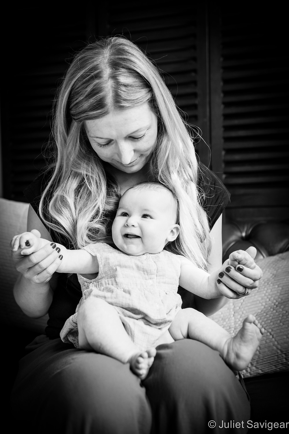 Mummy & Baby - Family Photography, East Dulwich
