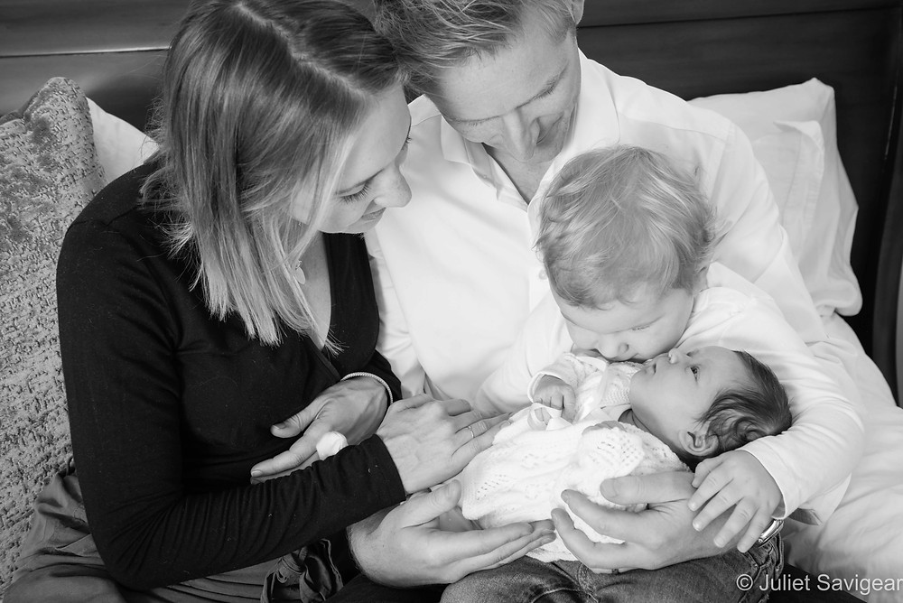 Kisses - Newborn Baby & Family Photography, Dulwich