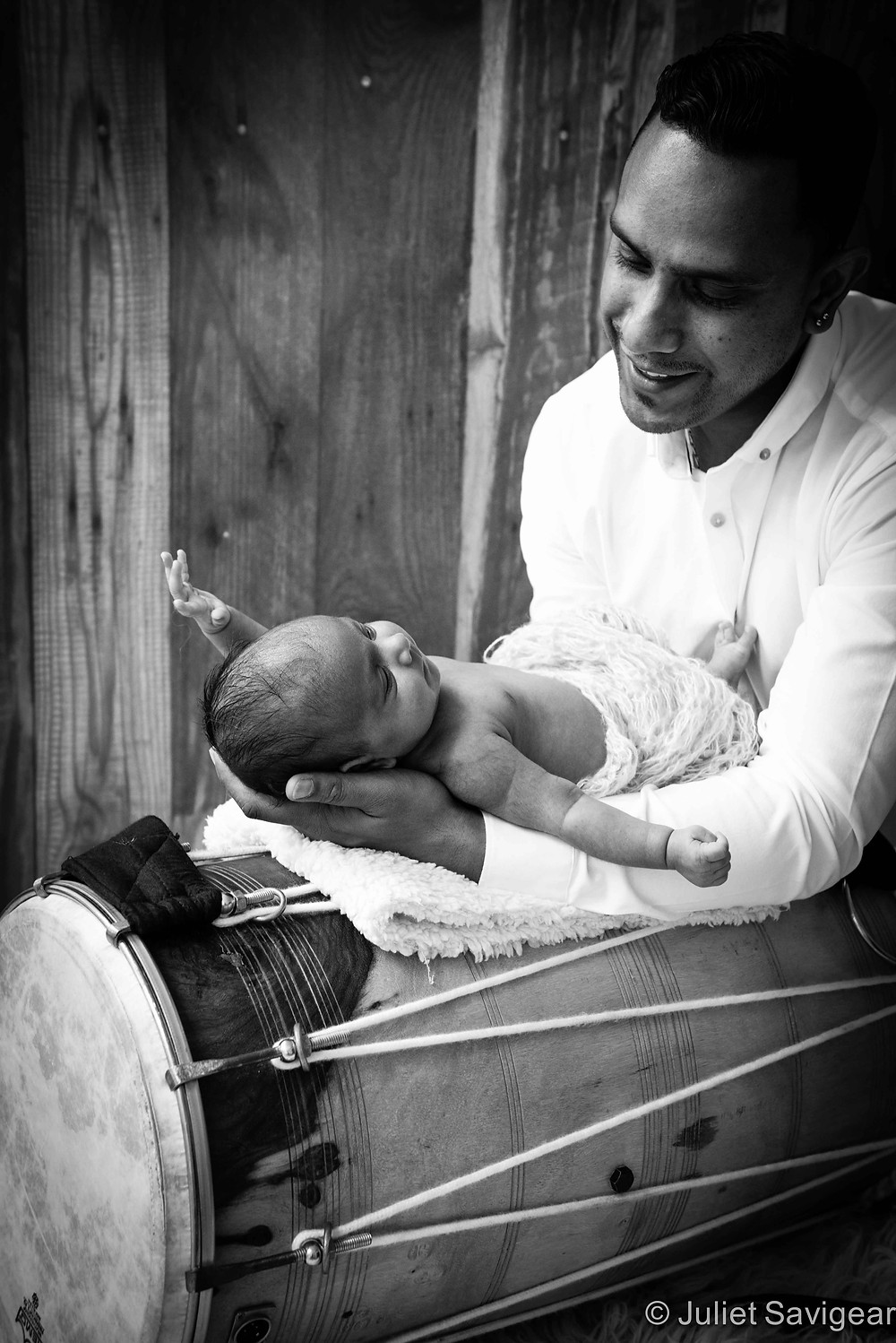 Little Dhol! Baby Photography, Mitcham