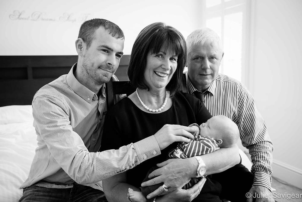 Family Photo - Clapham