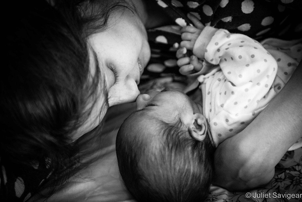 Mother & Baby - Newborn Baby & Family Photography, Wimbledon