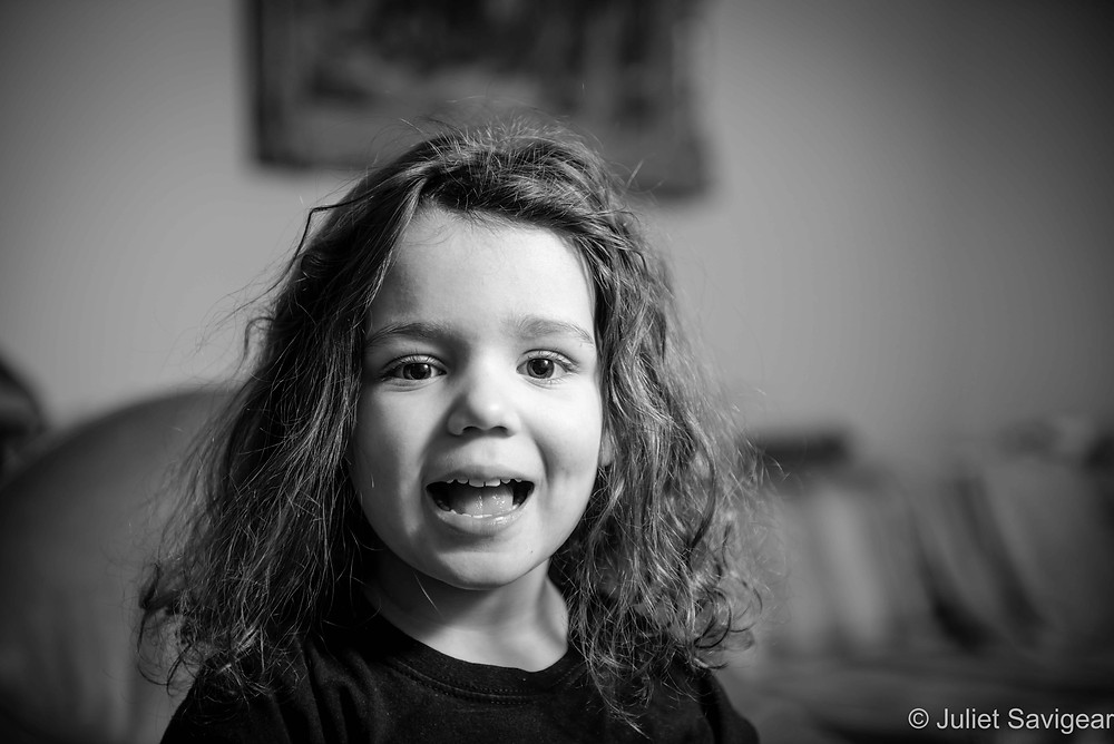 Natural children's photography
