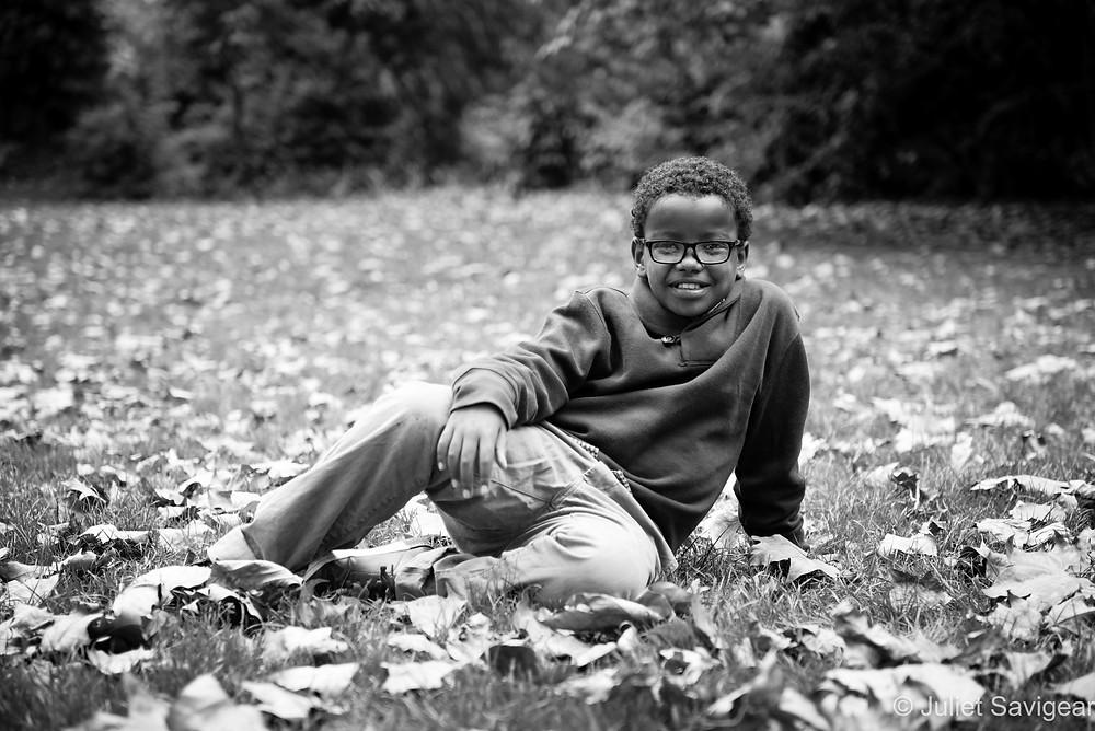 Dude! Children's Photography - Southwark Park, London