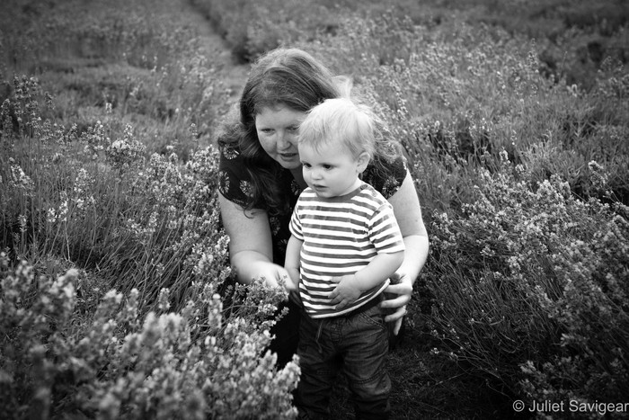 Lavender Fields Children's & Family Photography - Surrey