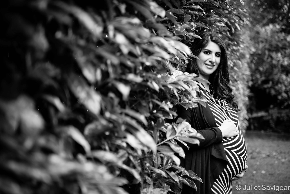 Among The Leaves - Maternity Photography, Bayswater