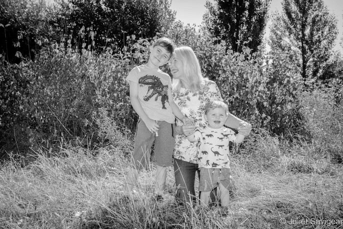 Family Photo Shoot With Grandparents - Clapham Common