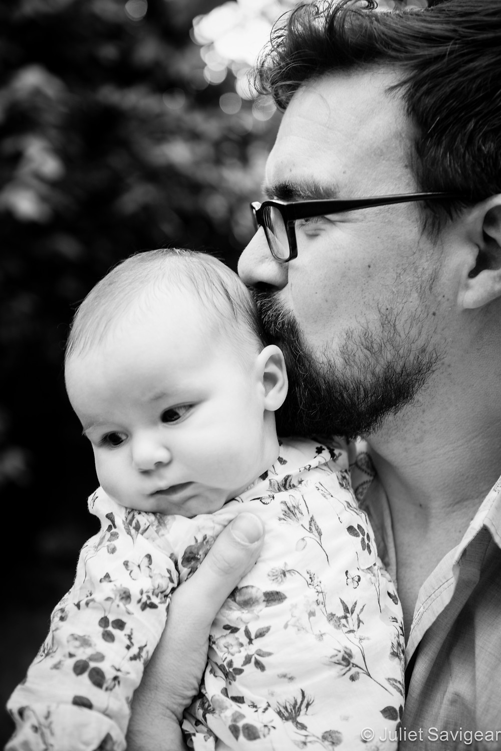 Daddy's Girl - Family Photography, East Dulwich