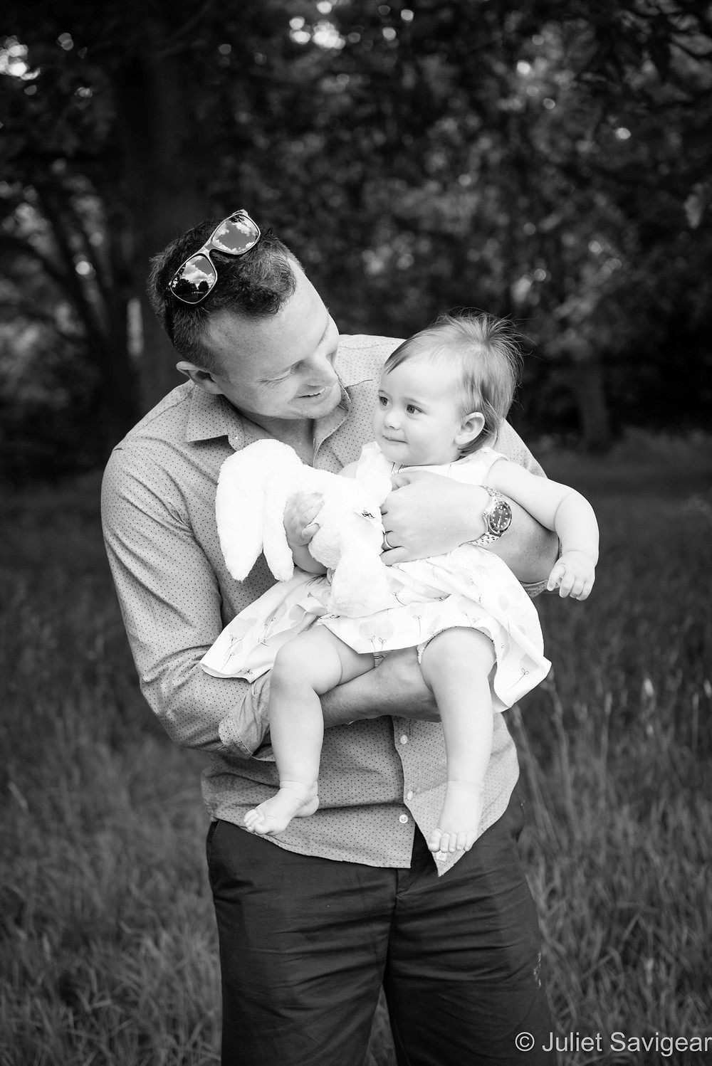 Daddy's Girl - Family Photography, Balham