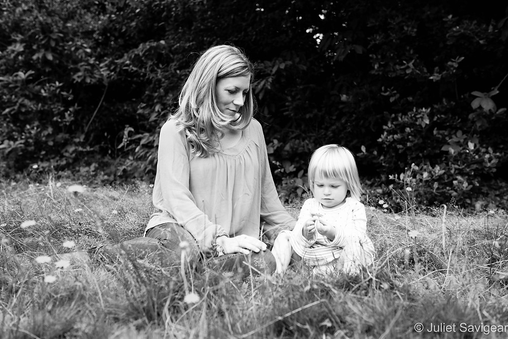 Mother & Daughter - Children's Photography, The Rookery, Streatham Common