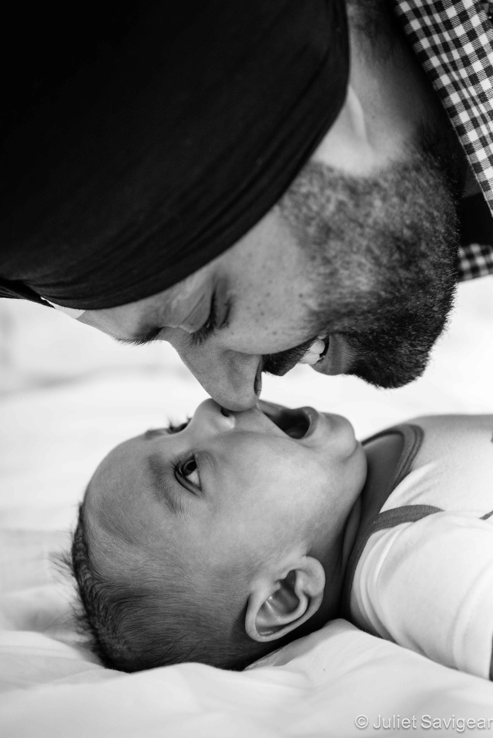 Father & Son - Baby & Family Photography, Croydon