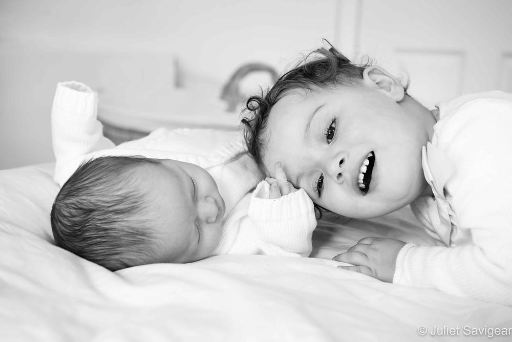 Siblings - Newborn Baby & Family Photography, Battersea