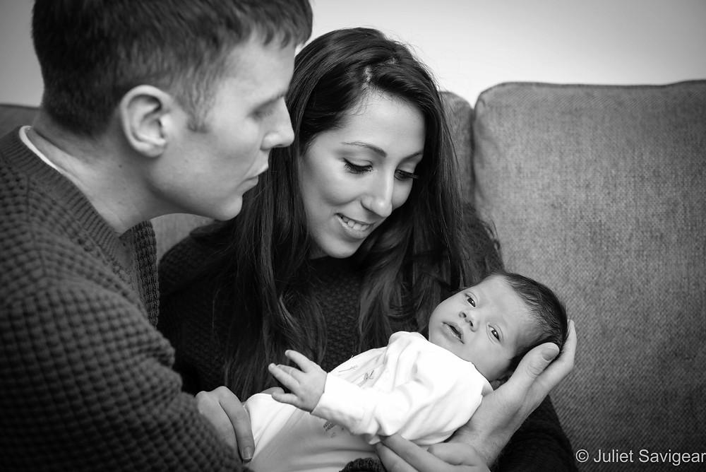 Family - Newborn Baby Photography - Streatham