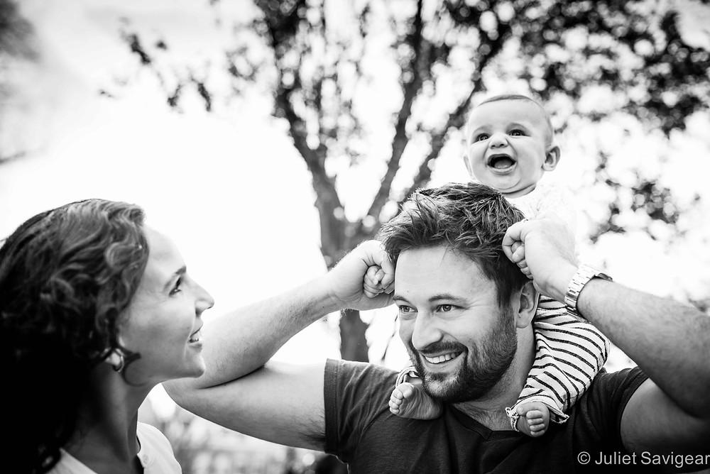 Piggy Back - Baby & Family Photography, Maida Vale