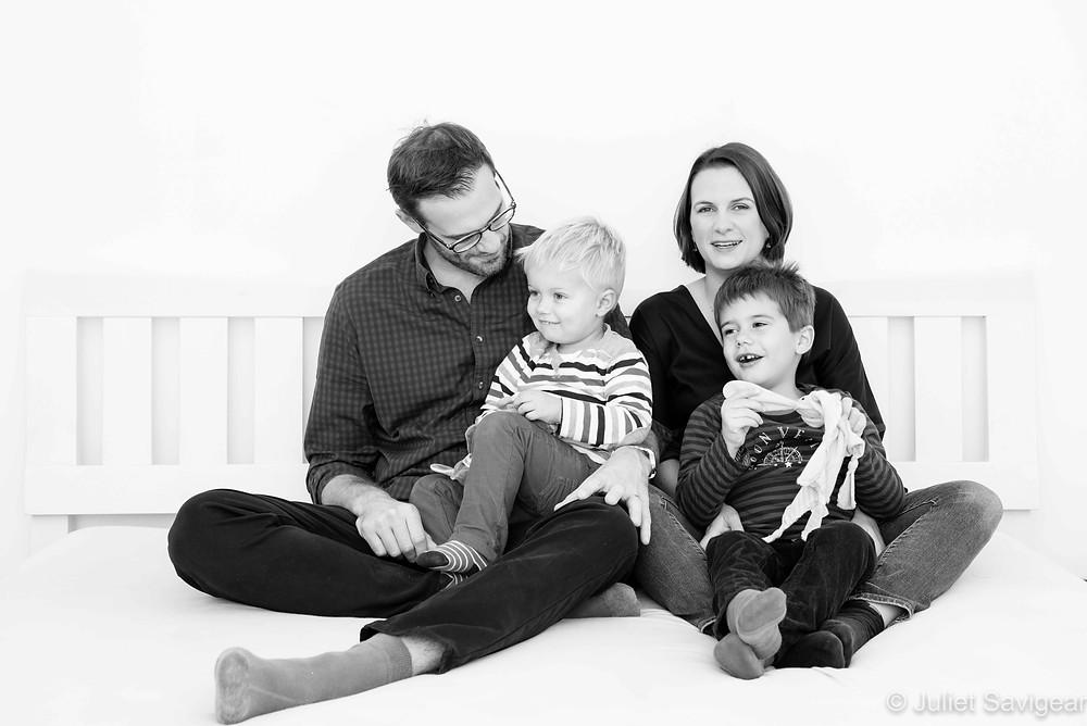 Family Portrait Photography - Clapham South