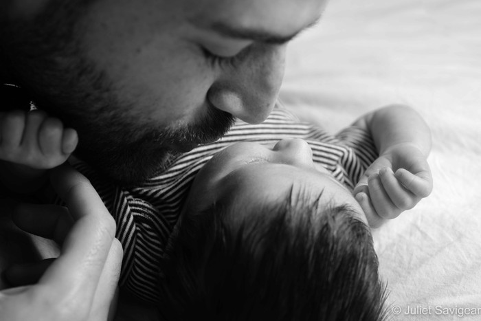 Beautiful Moments For Newborn Baby & Family Photo Shoot - West Hampstead