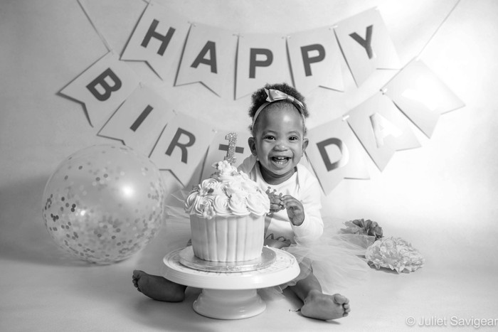 Cake Smash & Family Photos - North London