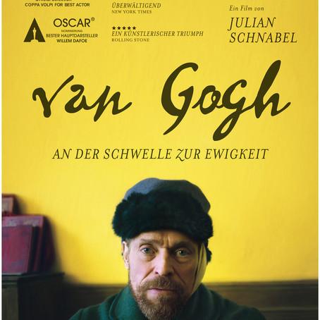 """Verlosung Kinokarten """"Van Gogh - An der Schwelle zur Ewigkeit"""""""