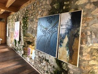 Kunst am Berg Griffen: Corinna Hehn