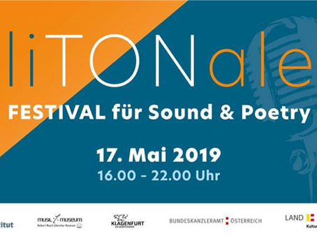 liTONale Festival für Sound & Poetry