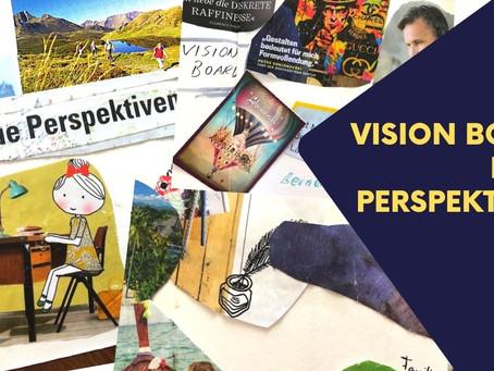 Erstellen eines Vision Boards