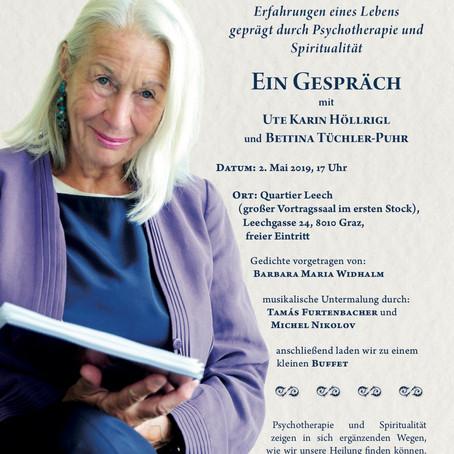 Die Grand Dame der Spiritualität feiert ihren 80. Geburtstag