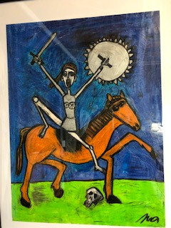 Kreativ unterwegs: Kunst am Berg in Griffen