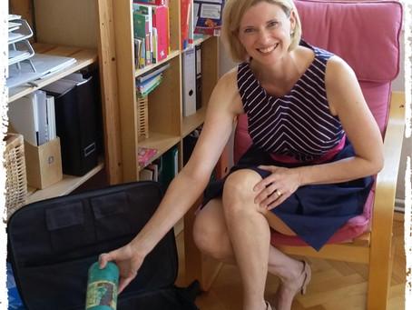 2017 bin ich dann mal weg... –  5 Tipps für den kreativen Sommerurlaub
