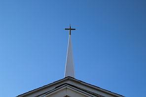Exterior of Maple Avenue Bible Church - Adrian, MI
