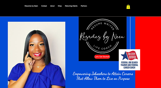 Federal Resume Writer Resumes by Neen Website